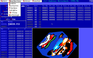 Thumbnail of the 3d editor screenshot