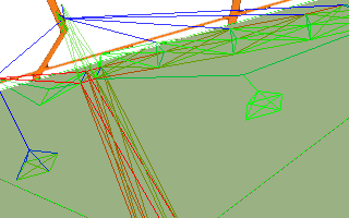 screenshot of a crane example simulation